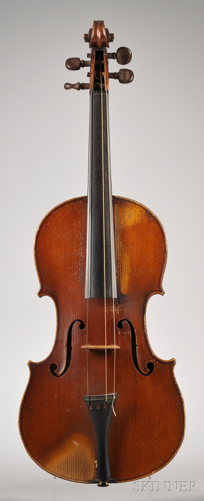 French Violin, Charles Buthod Workshop, Mirecourt, c. 1880