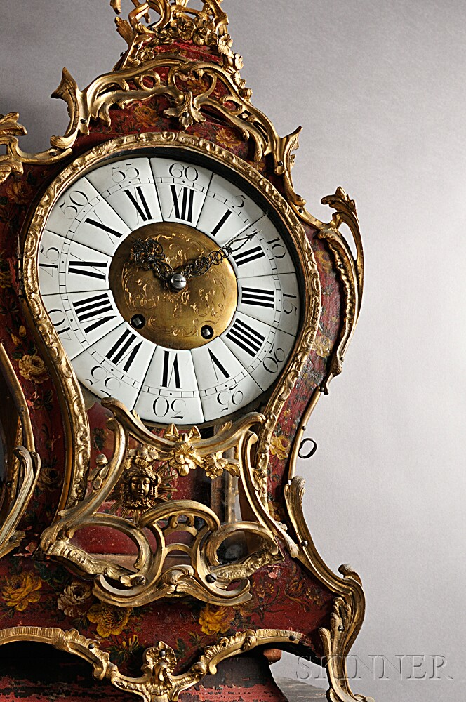 Neuchatel Wall Clock