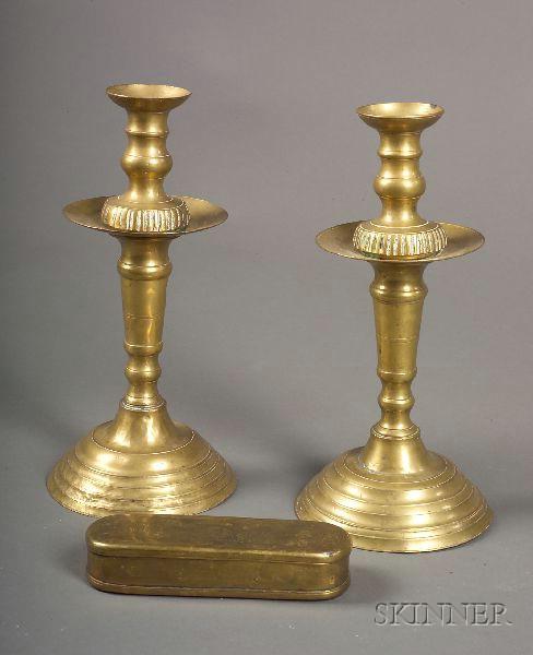 Three Continental Brass Articles