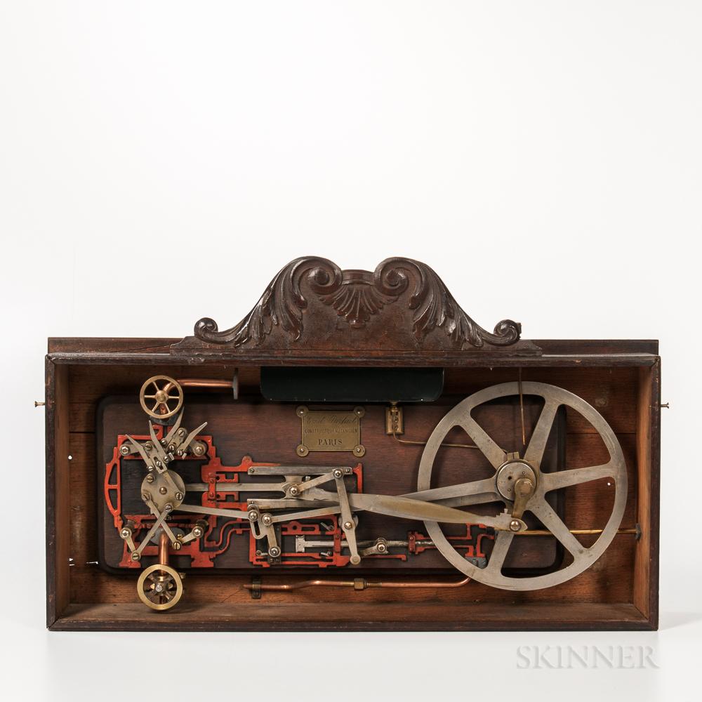 Emile Parfait Stationary Engine