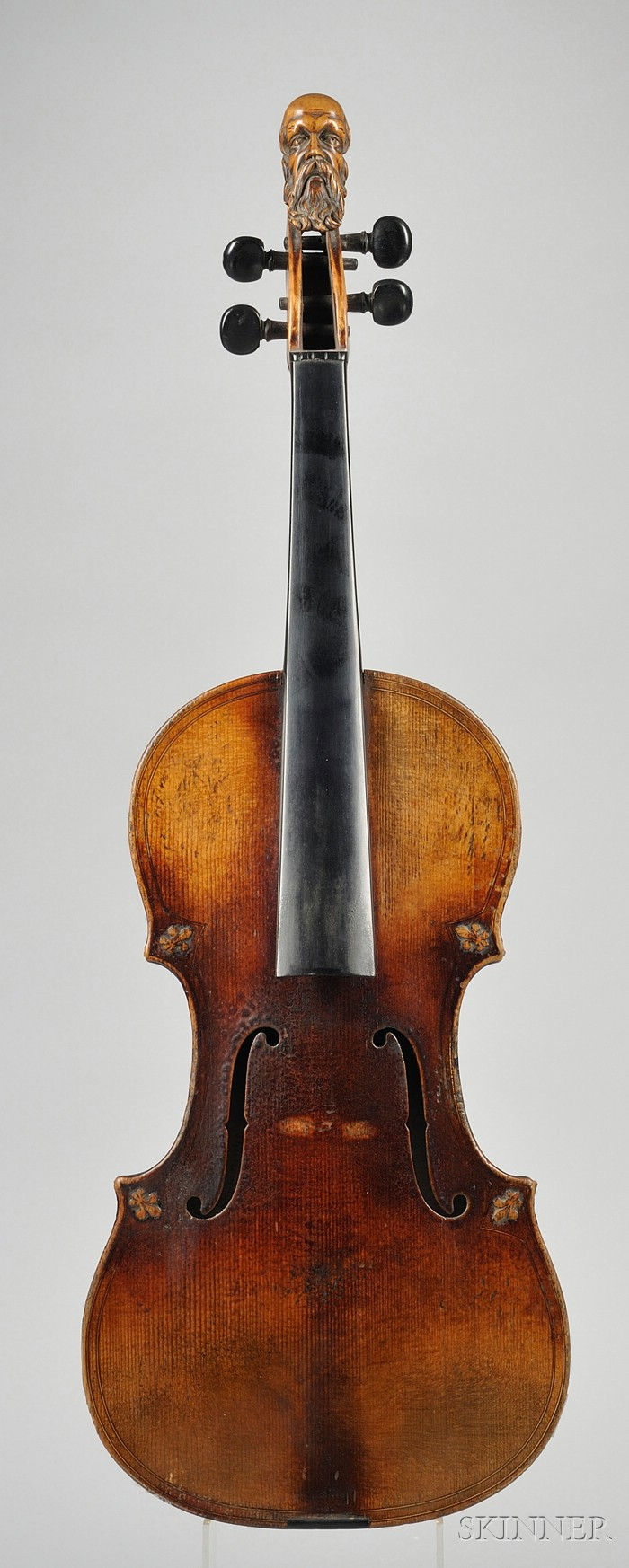 French Violin, Jean Baptiste Vuillaume, Paris, c. 1840