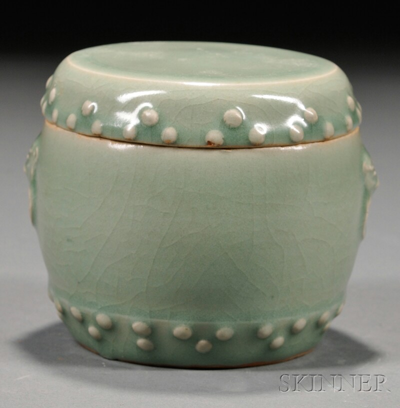 Celadon Box and Cover
