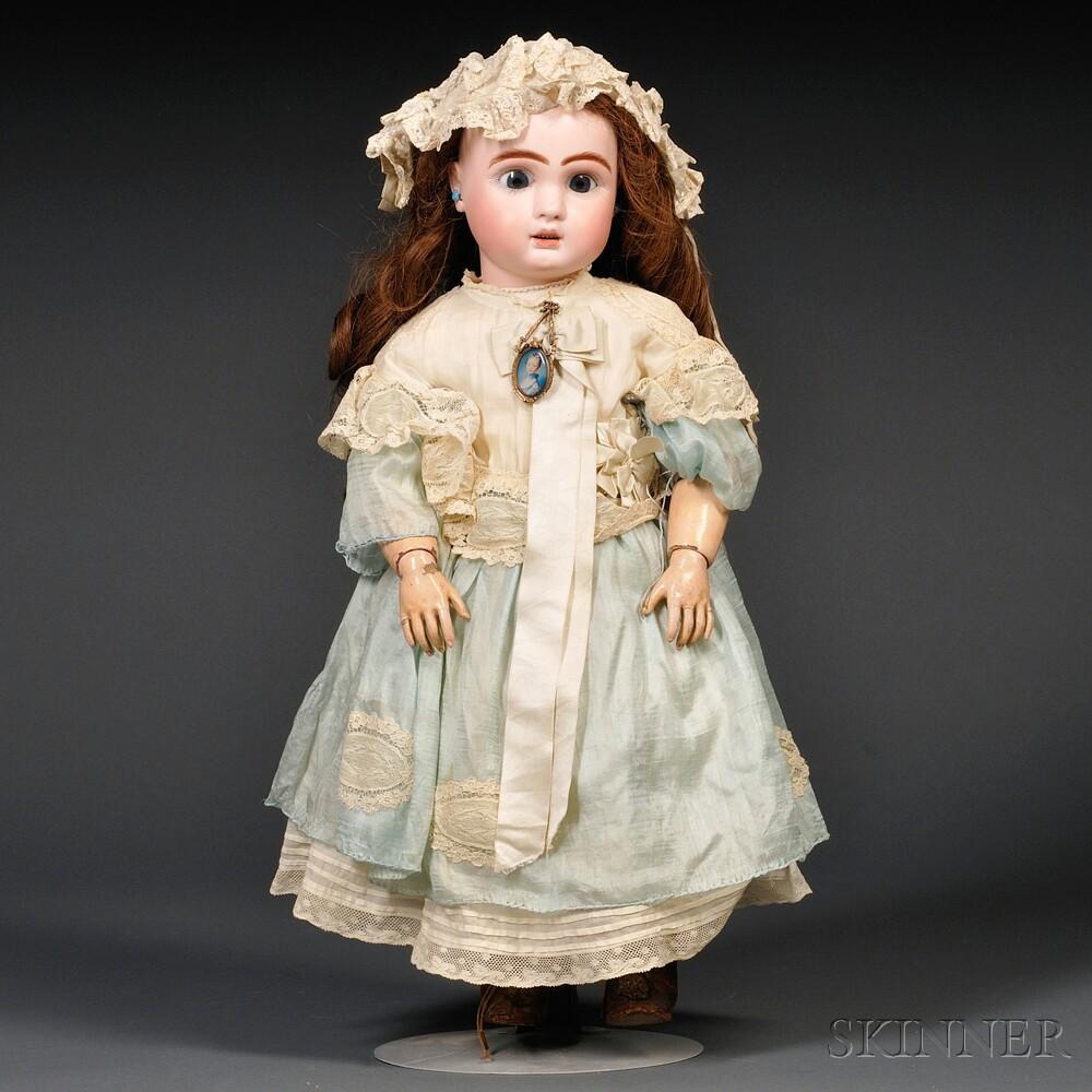 Jules Steiner Bisque Head Doll