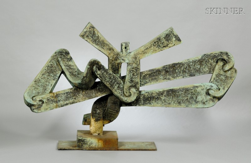 Sorel Etrog (Canadian, b. 1933)      Flight II