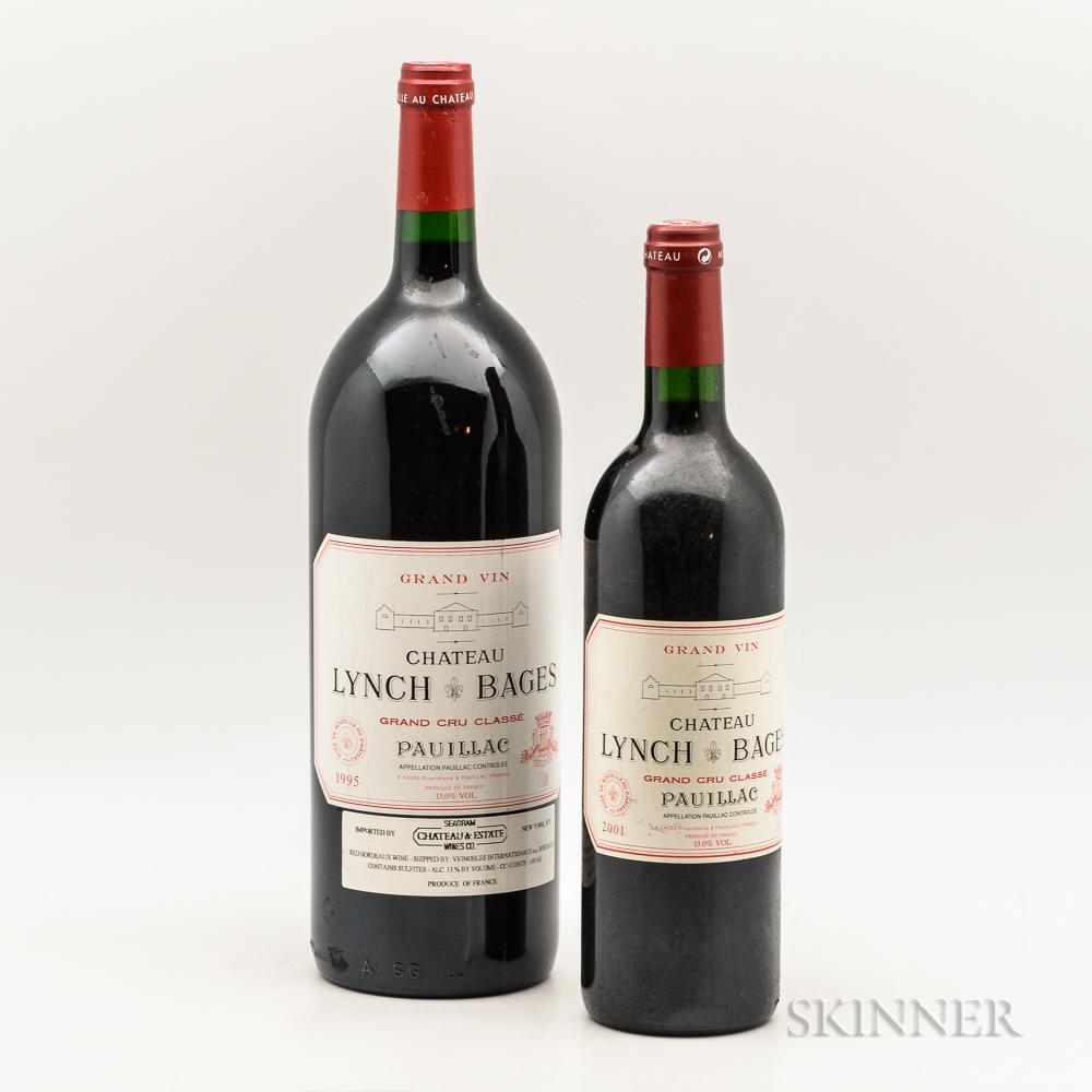 Chateau Lynch Bages, 1 magnum1 bottle