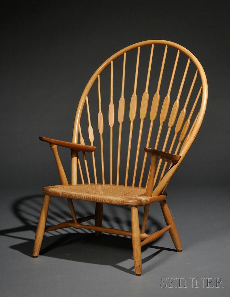 Hans Wegner (1914-2007) Peacock Chair