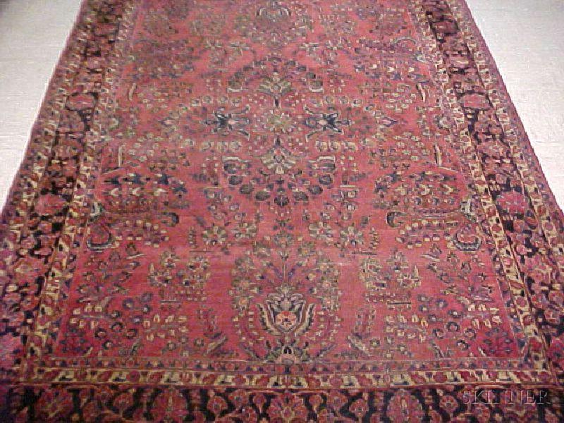 Sarouk Small Carpet