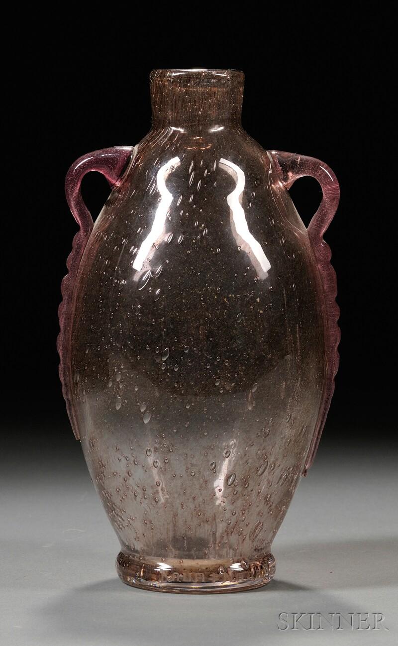 Daum Vase