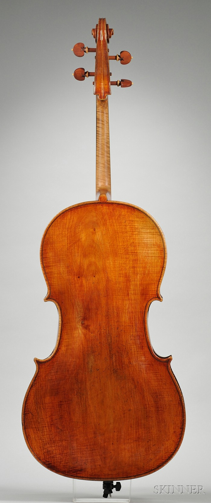 Northern Italian Violoncello, Storioni School, c. 1800