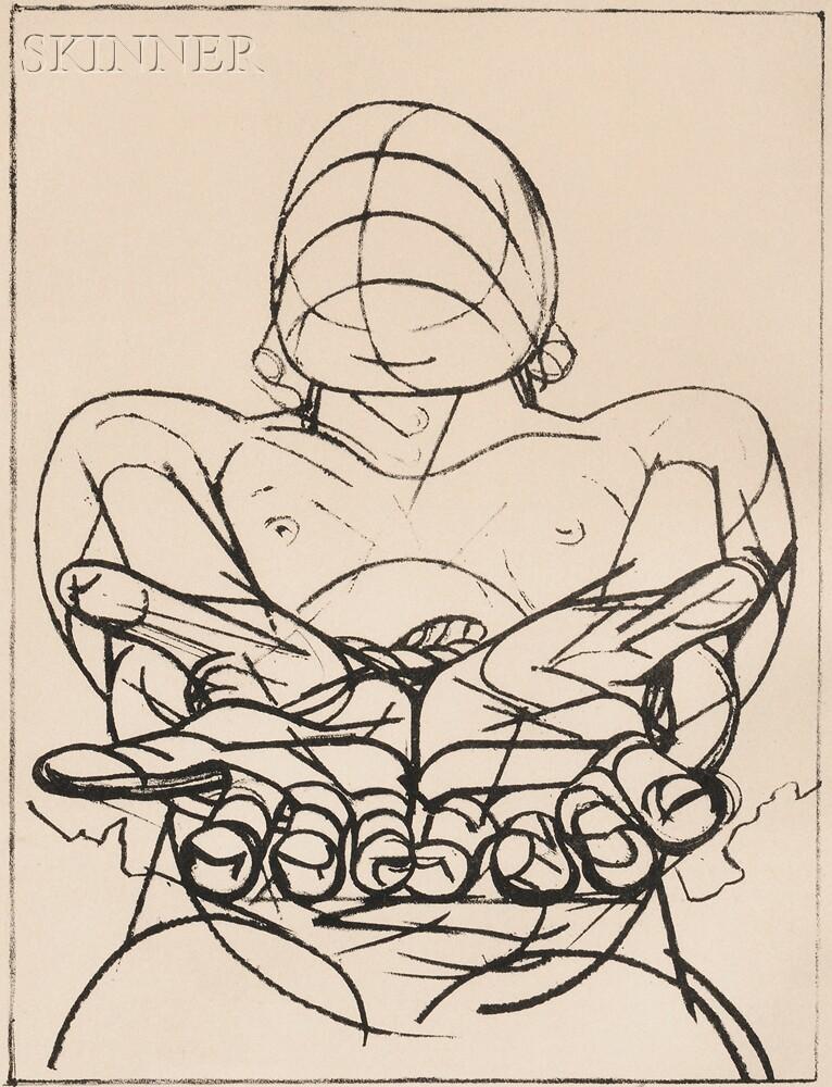 David Alfaro Siqueiros (Mexican, 1896-1974)      Mexico