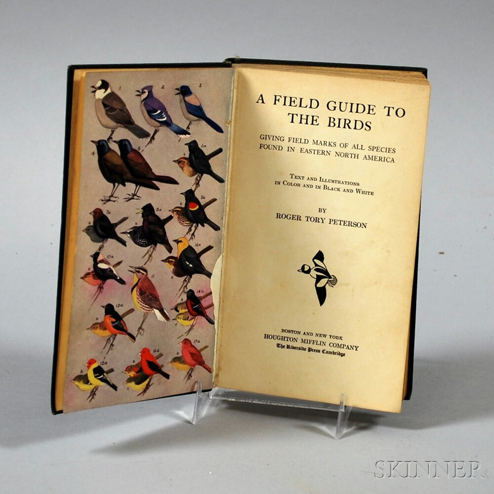 Peterson, Roger Tory (1908-1996) A Field Guide to the Birds