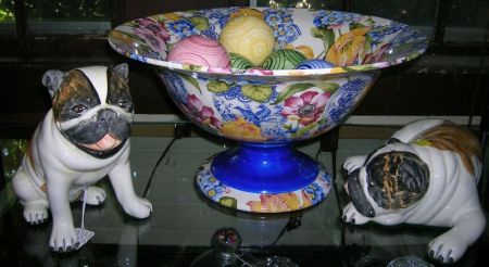 Group of Decorative Ceramics