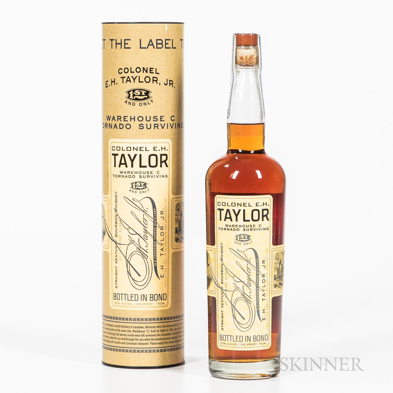 Colonel EH Taylor Tornado Surviving, 1 750ml bottle (ot)