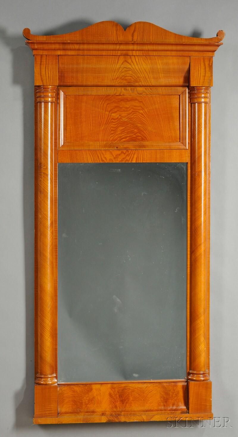 Biedermeier Pier Mirror