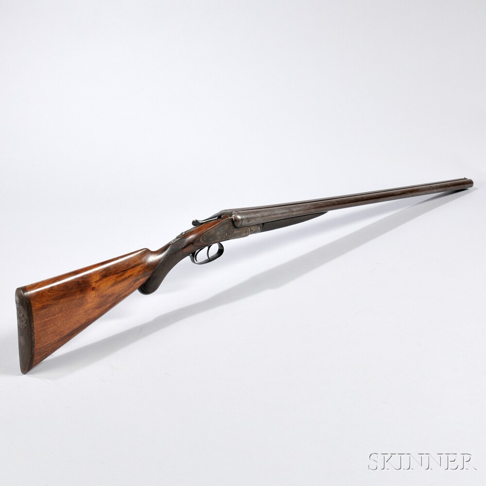 J.P. Clabrough & Brothers Sidelock 12 Gauge Double-barrel Shotgun