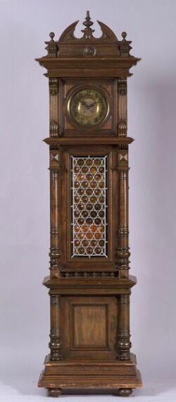 Polyphon Longcase Clock