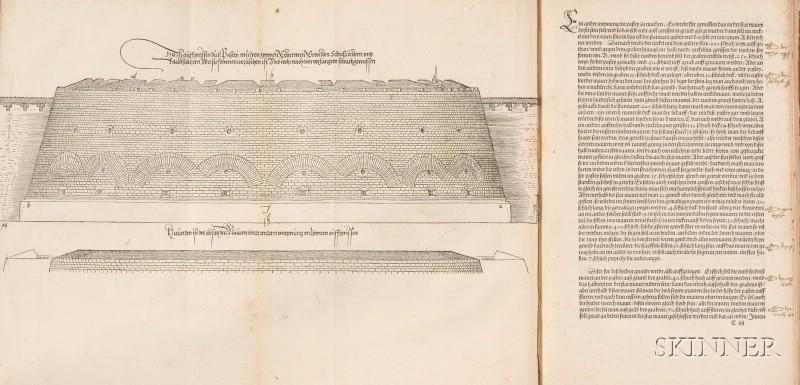 (Military Architecture), Durer, Albrecht (1471-1528)
