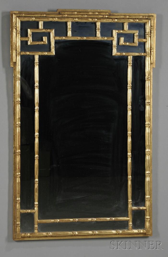 Gildwood Faux Bamboo Mirror