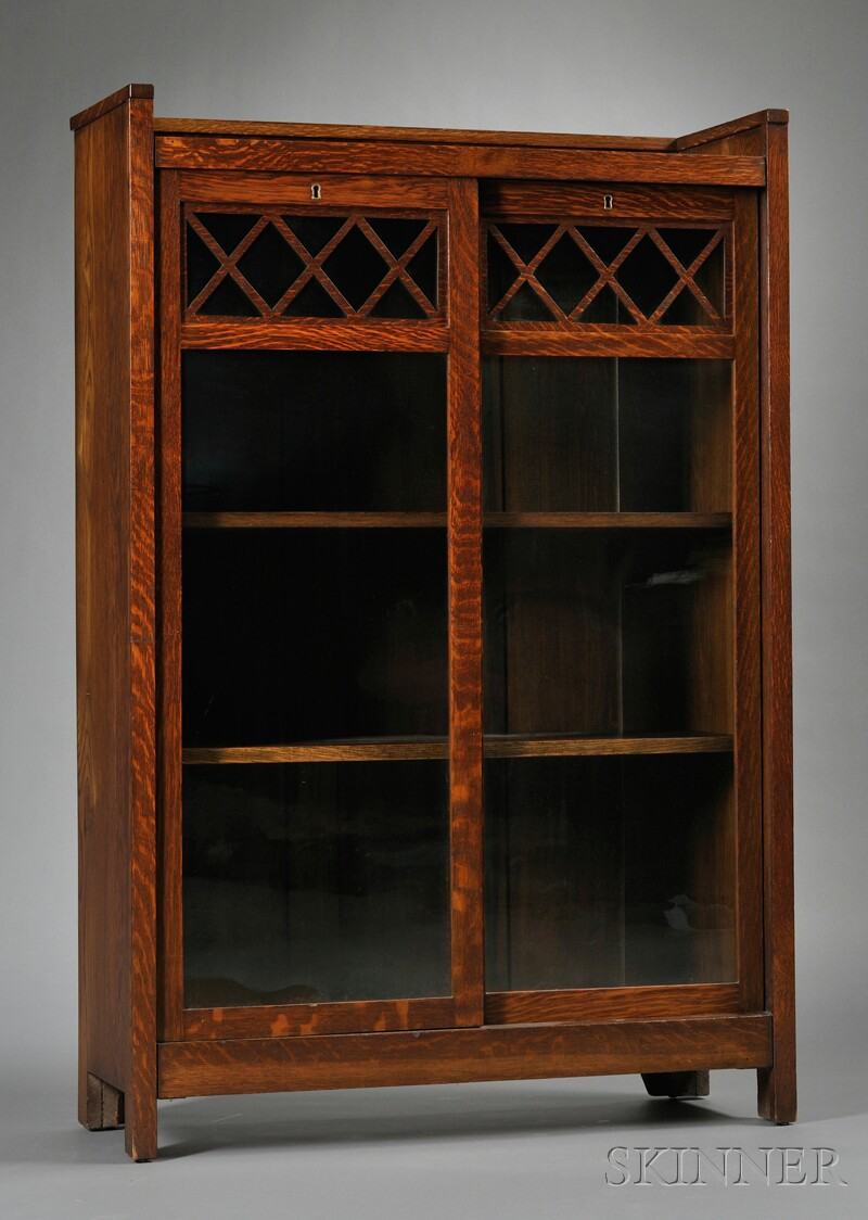 Arts & Crafts Movement Bookcase