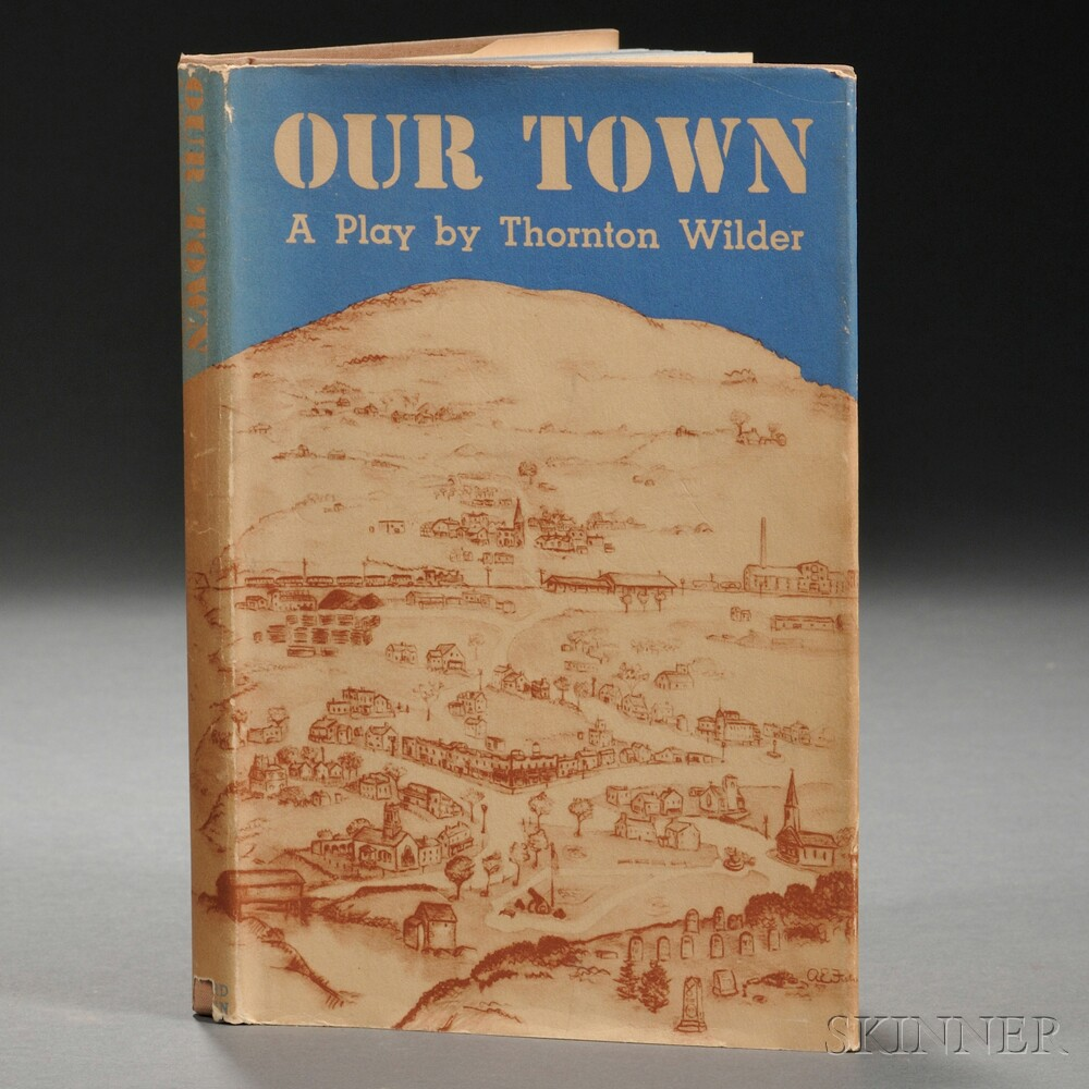 Wilder, Thornton (1897-1975) Our Town