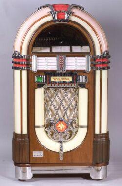 "Wurlitzer ""One More TIme"" 1015 Jukebox"