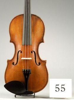 Italian Violin, Paolo Castello