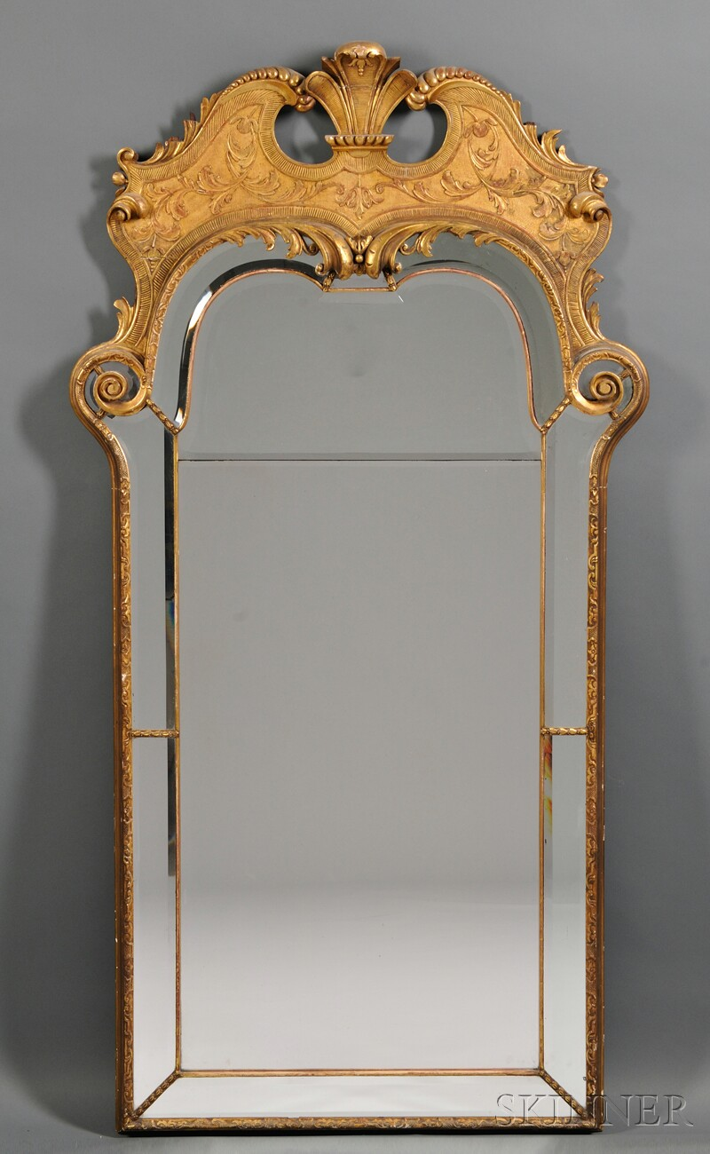 Georgian-style Pier Mirror