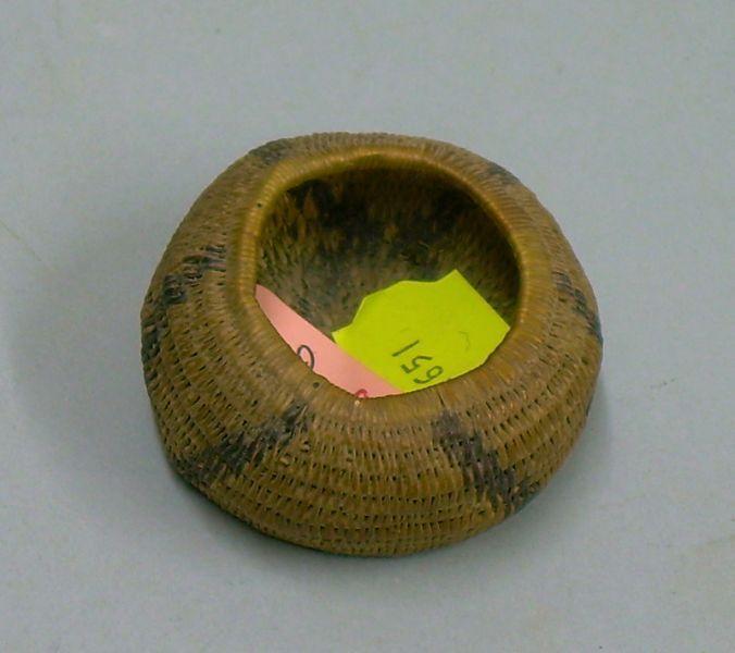 Miniature Pomo Native American Basket