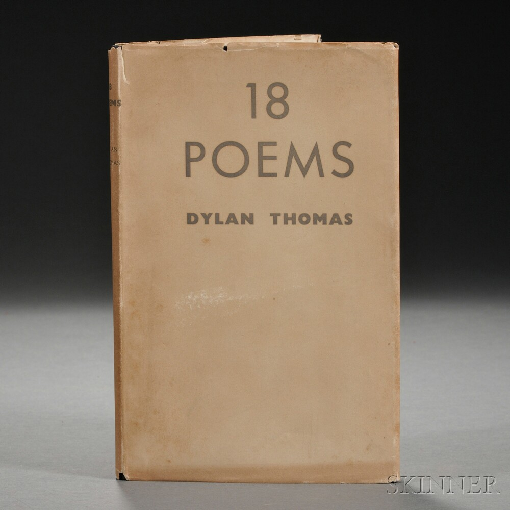 Thomas, Dylan (1914-1953) 18 Poems
