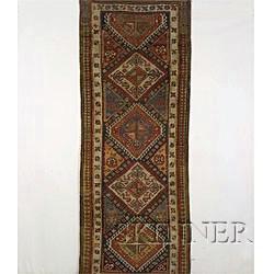 Caucasian Long Rug,