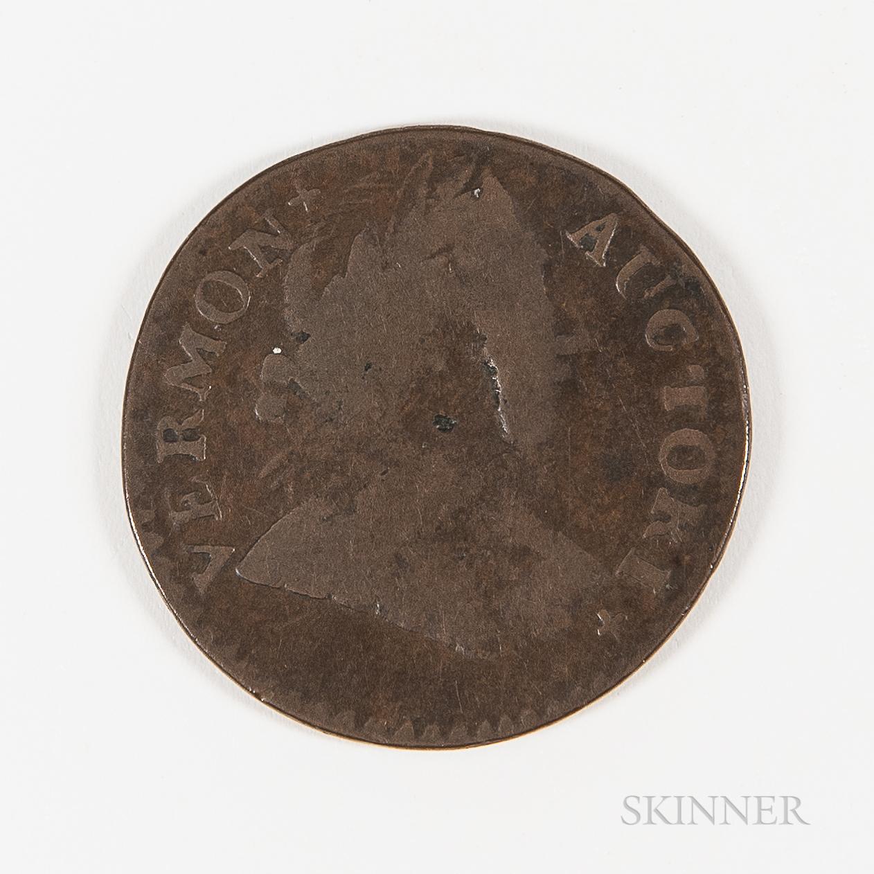 1788 Vermont Copper