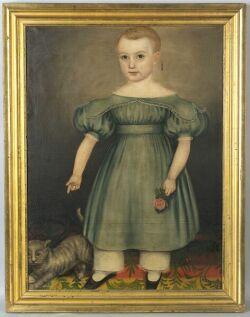 Joseph Whiting Stock (Springfield, Massachusetts area, 1815-1855)