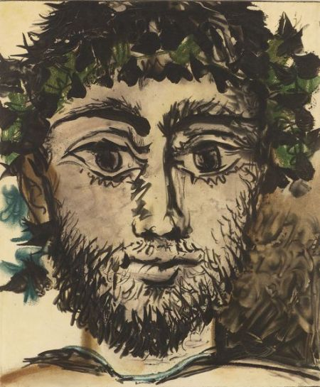After Pablo Picasso (Spanish, 1881-1973)    Le Faune