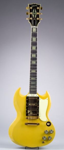 American Electric Guitar, Gibson Incorporated, Nashville, 1991, Model Les Paul Cust