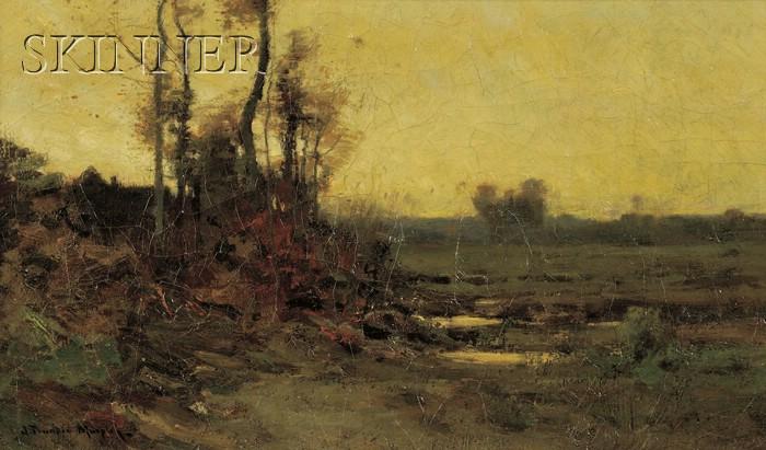 John Francis Murphy  (American, 1853-1921)      Twilight