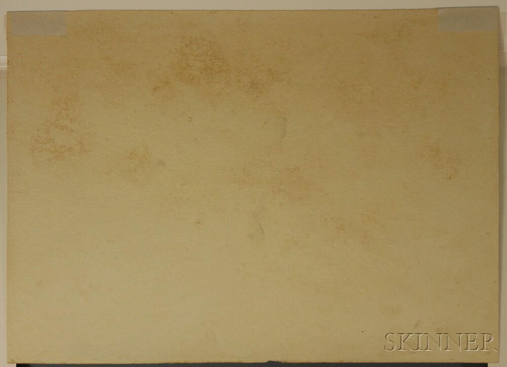Frank Weston Benson (American, 1862-1951)      Yellowlegs