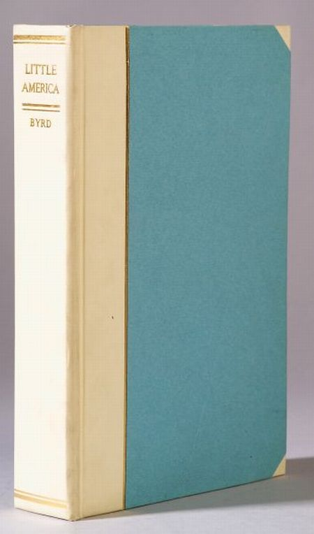 Byrd, Richard Evelyn (1888-1957), Signed copy
