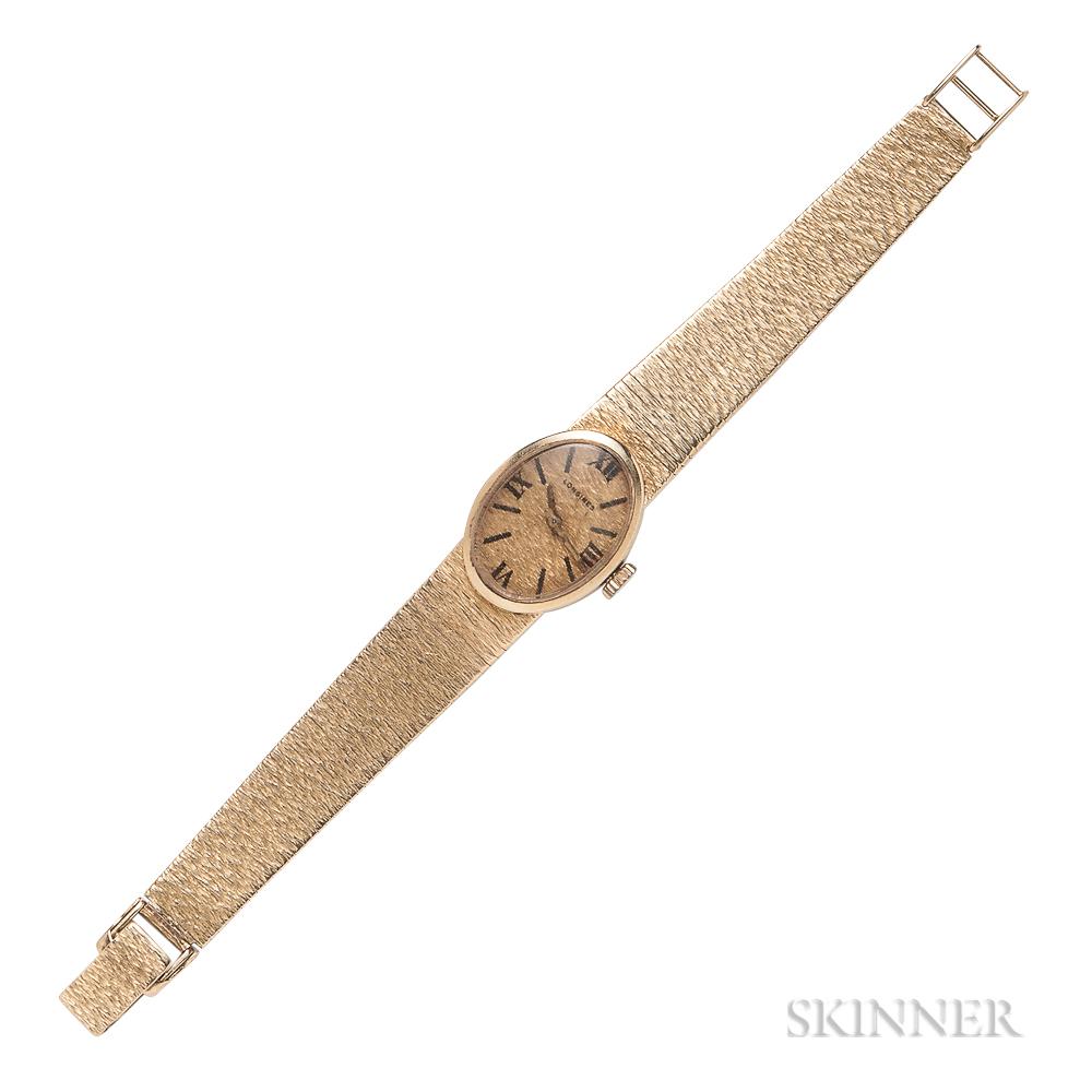 18kt Gold Wristwatch