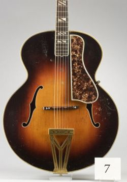 American Archtop Guitar, Gibson Incorporated, 1936, Model Super 400