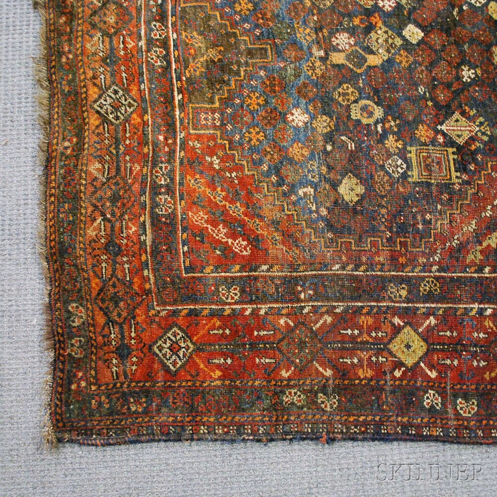 Khamseh Small Carpet