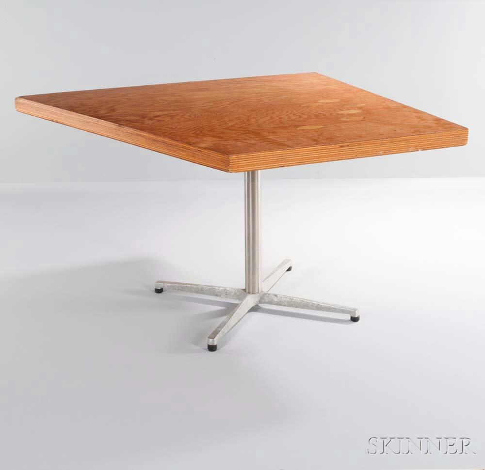 Frank Gehry Asymmetrical Table