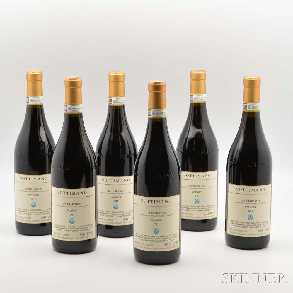 Sottimano Barbaresco Fausoni 2011, 6 bottles