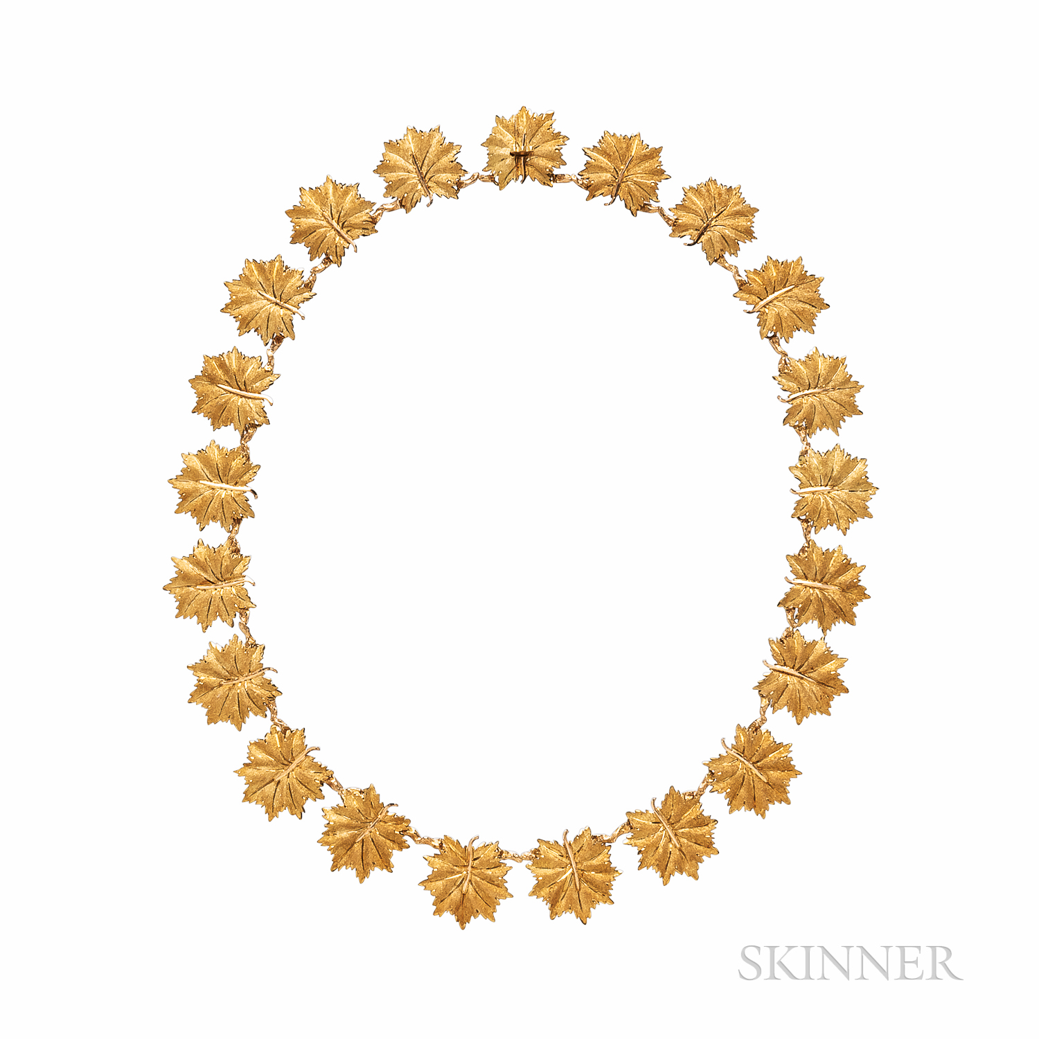 Buccellati 18kt Gold Necklace