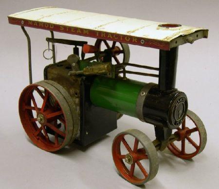 Mamod Steam Traction Engine