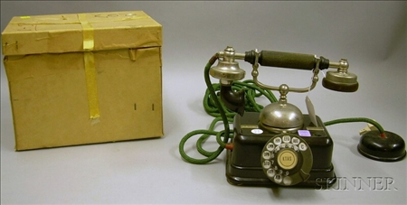 Vintage Scandinavian Telephone