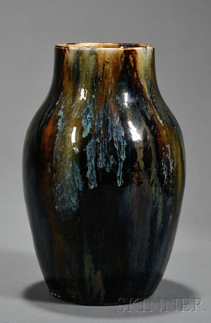 Dedham Experimental Pottery Vase