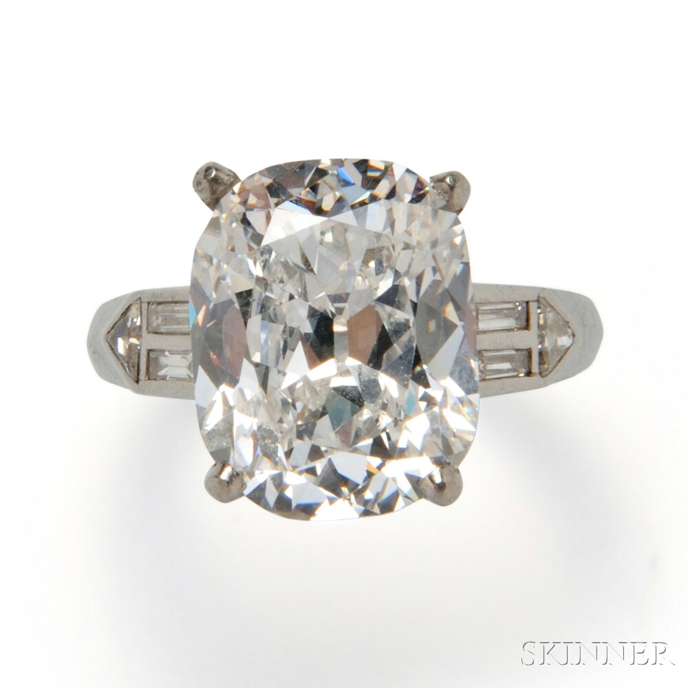 Platinum and Diamond Solitaire