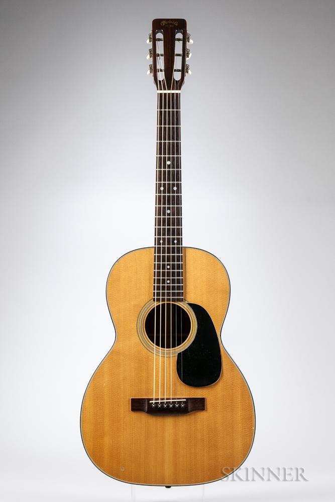 C.F. Martin & Co. 00-21 Acoustic Guitar, 1970