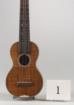 American Soprano 'Ukulele, C.F. Martin & Company, Nazareth, c. 1930, Style 3K