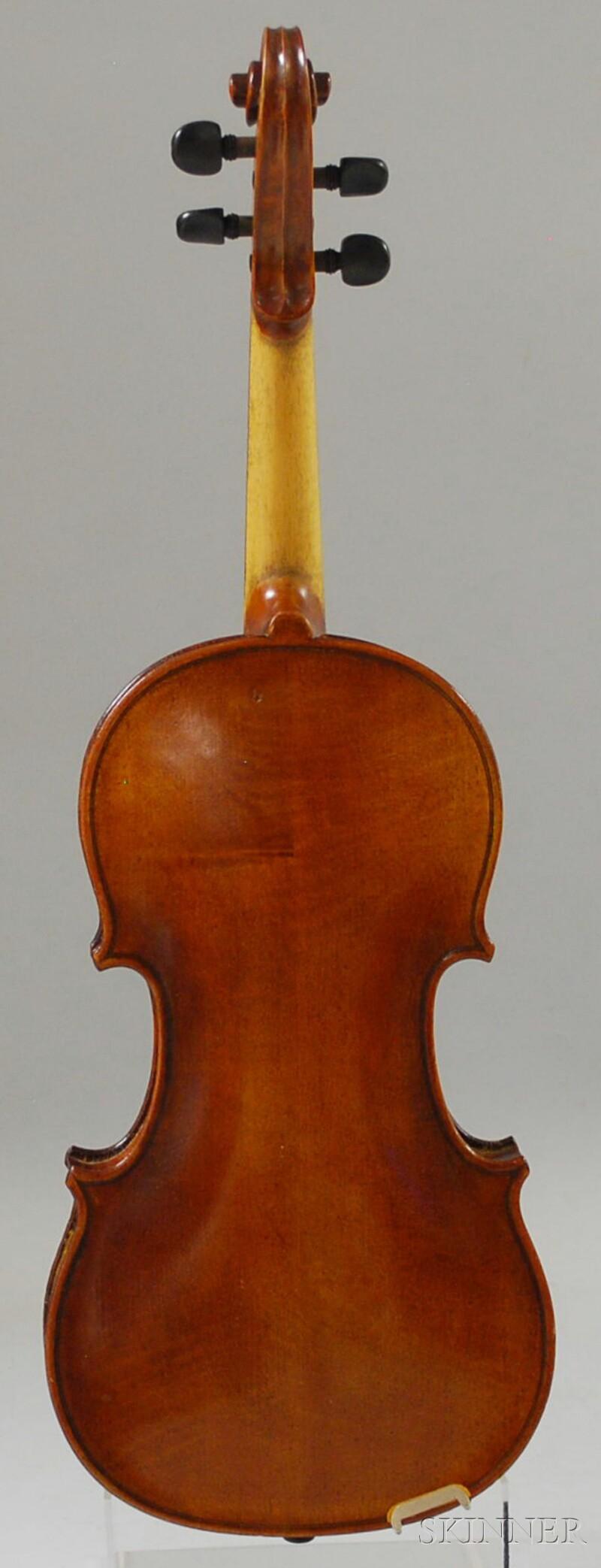 Child's Violin, c. 1940